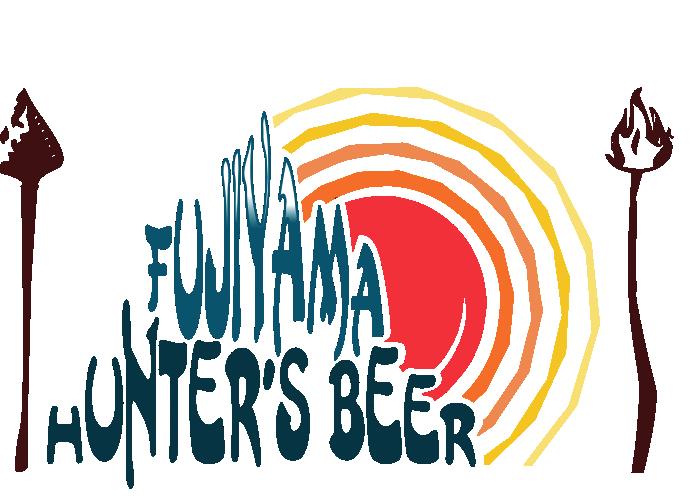 FUJIYAMA HUNTER`S BEER
